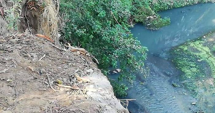 Hombre muere al caer a un precipicio en Jiquilisco, Usulután