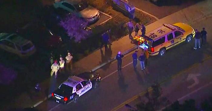 Al menos 13 muertos tras un tiroteo en un bar de California, Estados Unidos