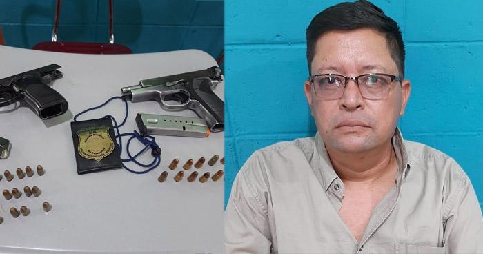 Jefe de seguridad del alcalde Soyapango condenado a 3 años de cárcel