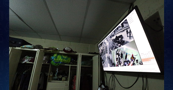 Viviendas de pandilleros contaban con sistema de cámaras de videovigilancia