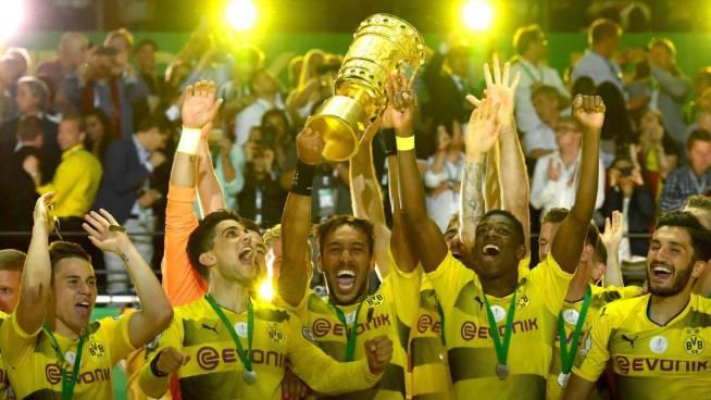 Borussia Dortmund es Campeón de la Copa Alemana
