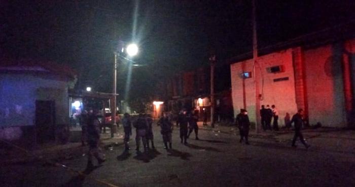 Ataque armado deja 6 fallecidos en cervecería cerca de La Tiendona