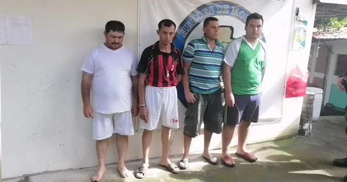 Nicaraguense entre capturados por violación y agresión sexual contra menores de edad
