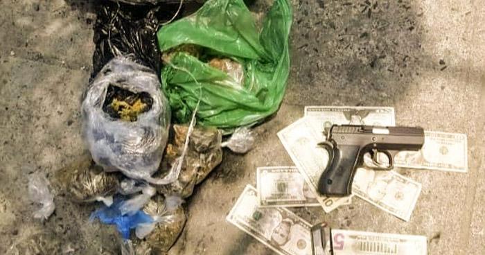 Capturado cuando transportaba drogas para comercializar en Ilopango