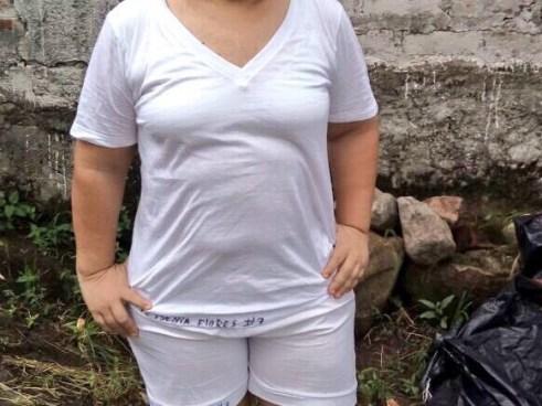 """Capturan a """"La Coyota"""" acusada por tráfico de personas y estafa en San Vicente"""