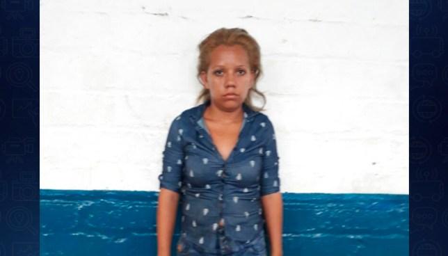 Detienen en Sonsonate a hombre y mujer por los delitos de extorsión y hurto