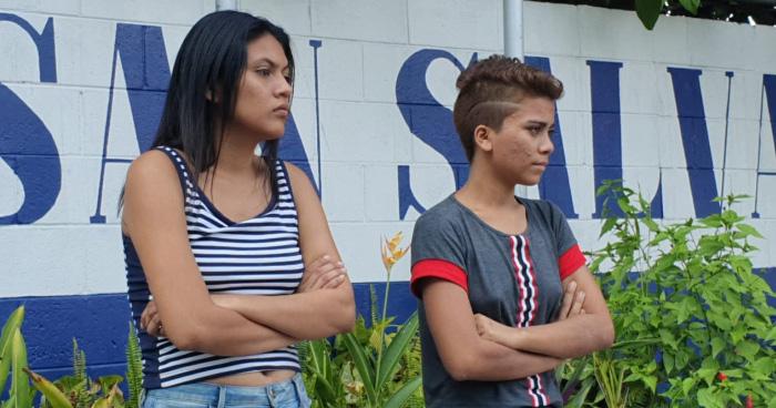 Rescatan a menor de edad secuestrada y capturan a dos mujeres en Soyapango