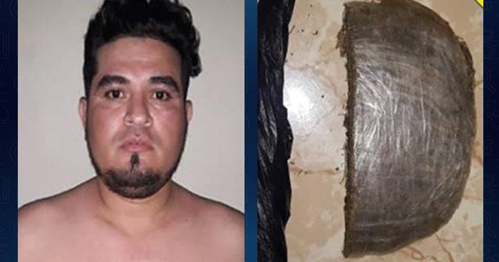 Capturan a distribuidor de drogas que operaba en colonia de San Miguel