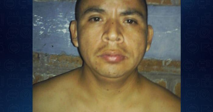 Capturan a hombre intentó asesinar a una pareja en Atiquizaya, Ahuachapán
