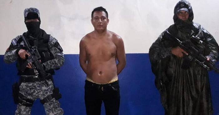 Capturan a homicida en colonia de Quezaltepeque
