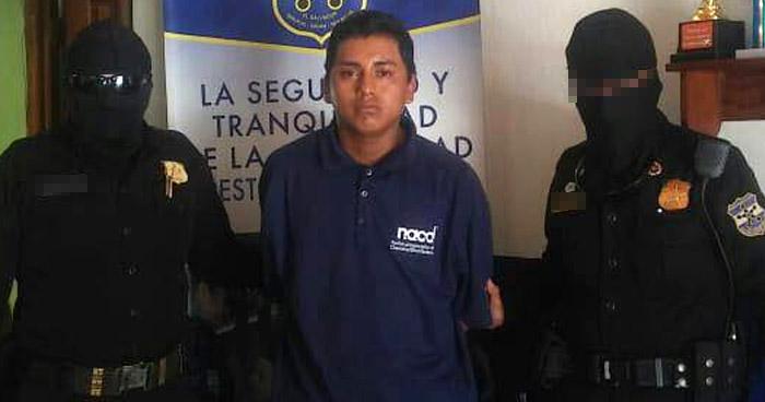 Pandilleros mantenían punto de asalto en zona de Nahuizalco, Sonsonate
