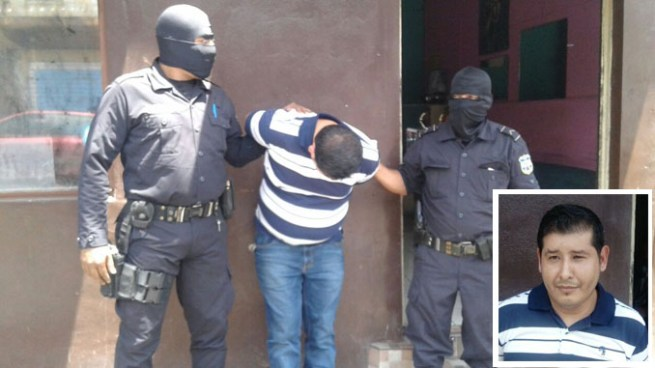Capturan a propietario de Sala de Belleza que prostituía a una menor de edad hondureña