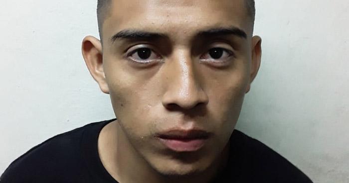 Capturado por privar de libertad a una víctima en San Salvador