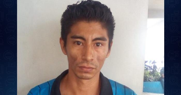 Capturan a sujeto por abusar y embarazar a menor con discapacidad mental en San Jacinto