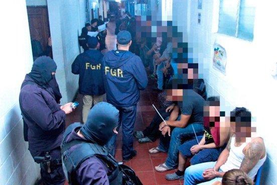 Más de 280 pandilleros son capturados en diversos municipios del país