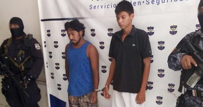 Homicida y acusado de violación capturados en San Miguel