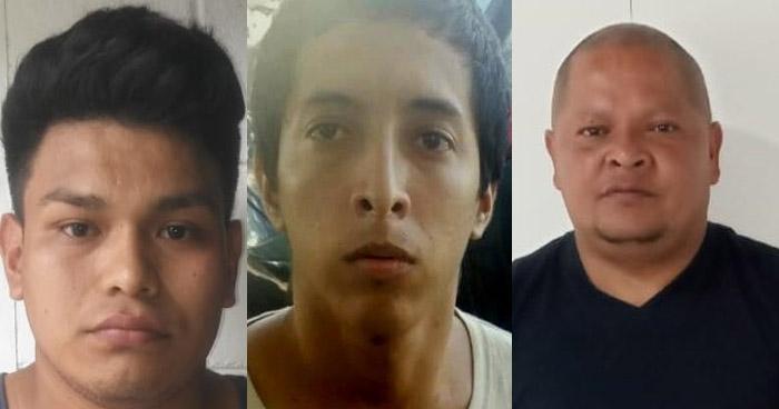 Hondureño capturado por tráfico ilegal de personas en Frontera Anguiatu