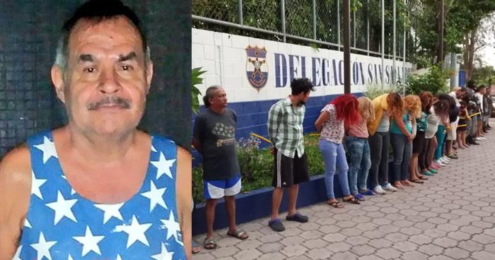 Capturan a líder de vendedores del Centro de San Salvador por vínculos con pandillas