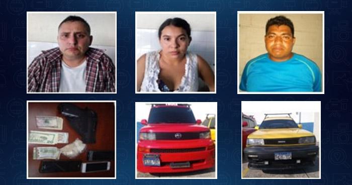 Capturan a sujetos con droga valorada en más de $1,400 dólares, en carretera Troncal del Norte