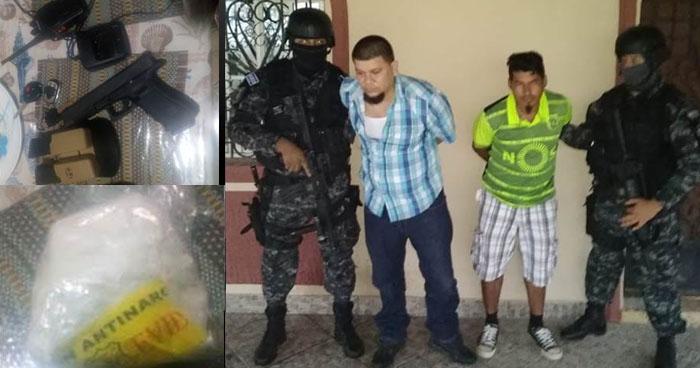 Capturan a supuesto ganadero con cocaína en El Sauce, La Unión