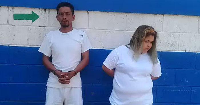 Dos pandilleros fueron capturados cuando transportaban droga en Sonsonate