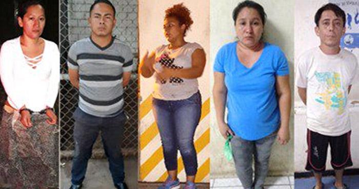 Pandilleros exigían dinero bajo amenazas de muerte y lo cobraban sus familiares