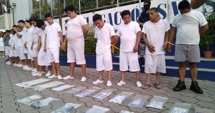 Capturados en San Salvador falsificaban títulos, placas y pruebas PAES