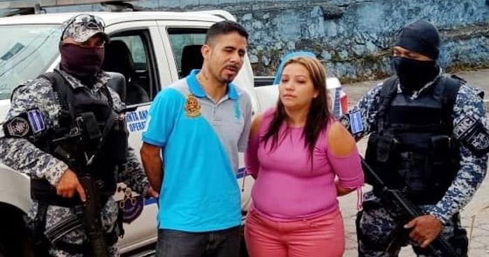 Capturados tras asesinar a mujer en cervecería de Santa Ana