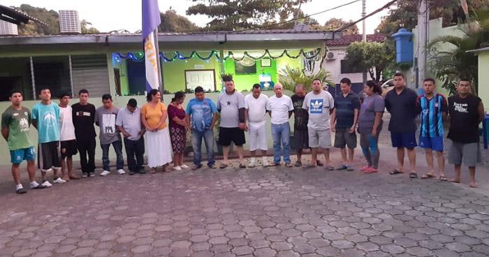 Desarticulan clicas de pandilleros que operaban en La Libertad