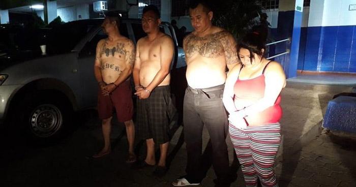 Capturados en Soyapango tenía su poder varias porciones de drogas - Solo Noticias El Salvador