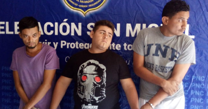 Capturan a sujetos acusados de cometer 4 homicidios
