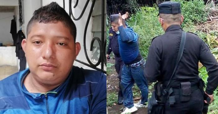 Capturado tras robar un celular en Sonsonate