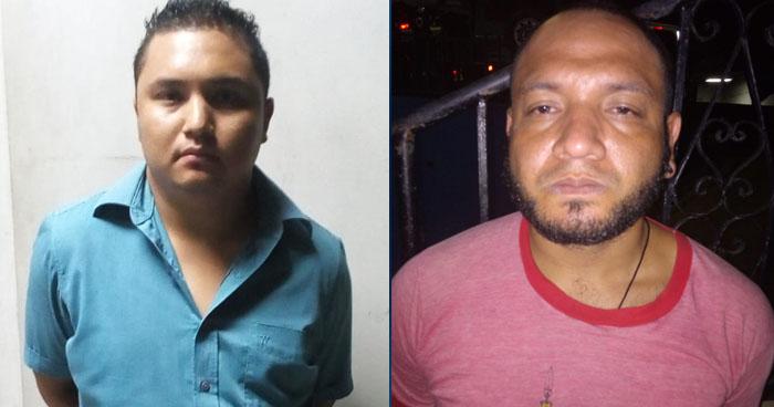 Arrestan a sujeto luego que robara un celular en San Salvador