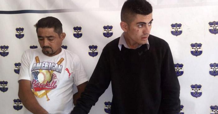 Capturado cuando recogía extorsión en mercado municipal de San Miguel
