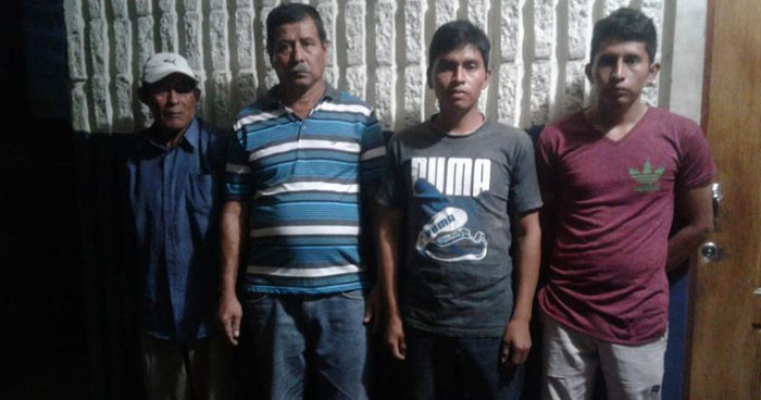 Agresores sexuales fueron capturados en San Martín y Soyapango