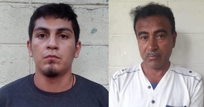 Capturados por privación de libertad y agredir sexualmente a una menor de edad