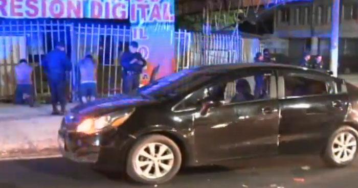 Capturan a delincuentes que se dedicaban a robar en San Salvador
