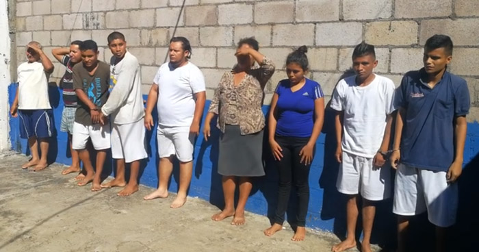 Personas acusadas de Homicidio Tentado fueron capturadas en Usulután