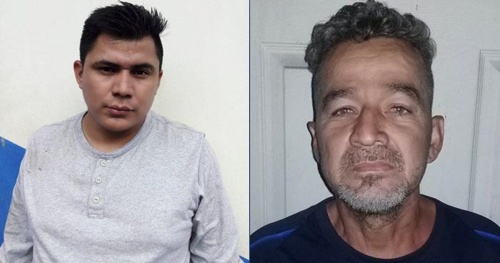 Capturan a hombres por violencia contra la mujer en San Salvador