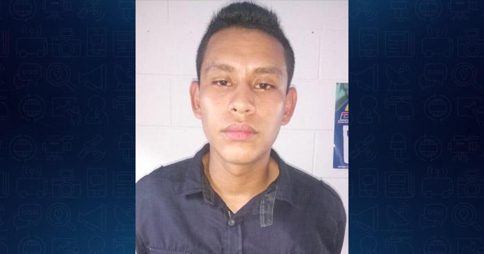 Capturan a alumno de la ANSP relacionado a una pandilla de Cojutepeque