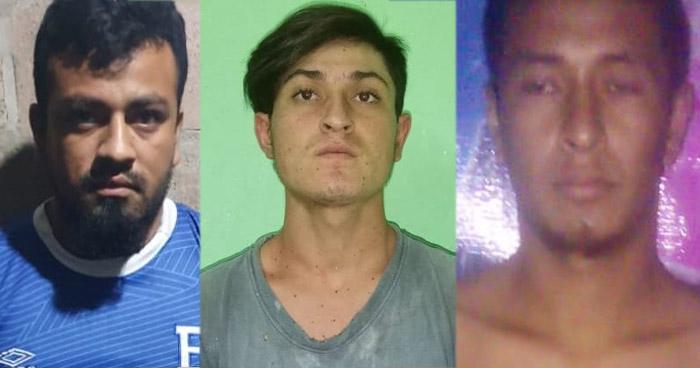 Capturan a pandilleros en operativos en La Libertad
