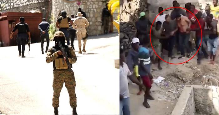Estadounidense de ascendencia haitiana entre detenidos por asesinato de Jovenel Moïse