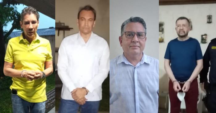Libertad condicional para implicados en caso Centrum