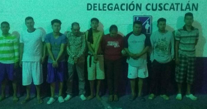Homicidas, extorsionistas y violadores fueron capturados en Cuscatlán