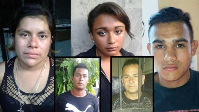 Capturan a sujetos por diversos delitos en distintos puntos del país