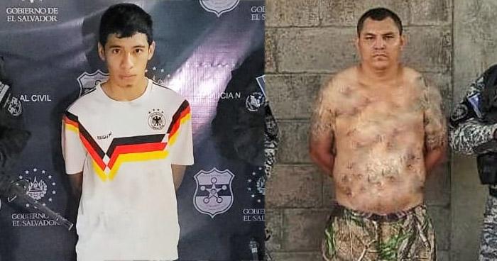 Pandillero capturado por desaparición de personas en Santa Tecla