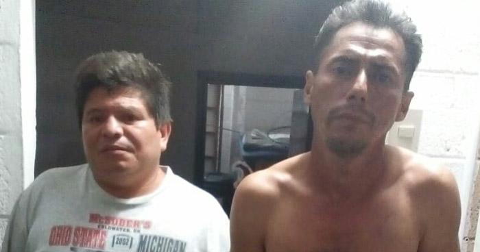 Arrestan a seis miembros de una estructura delictiva en Usulután