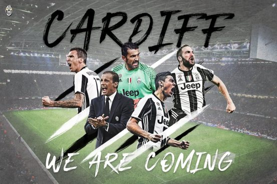 Juventus vuelve a una final de la Champions League