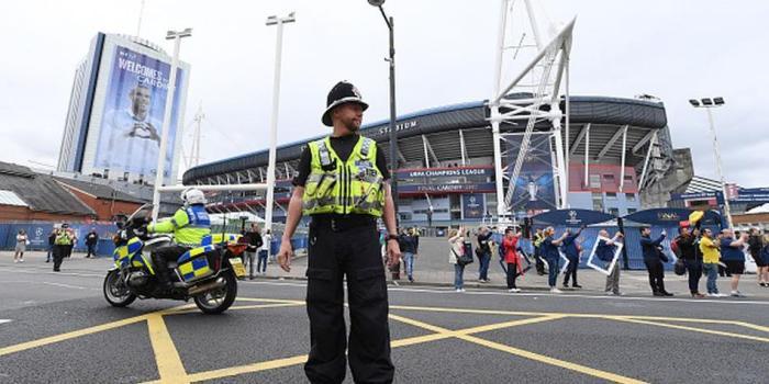 Cardiff blindado y listo para la Final de la Champions League