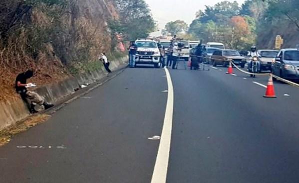 Encuentran cadáver de joven estrangulado en Soyapango